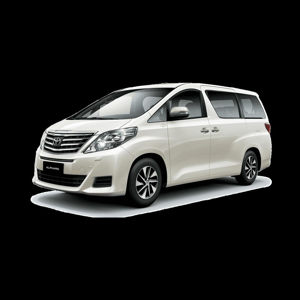 Выкуп Toyota Alphard