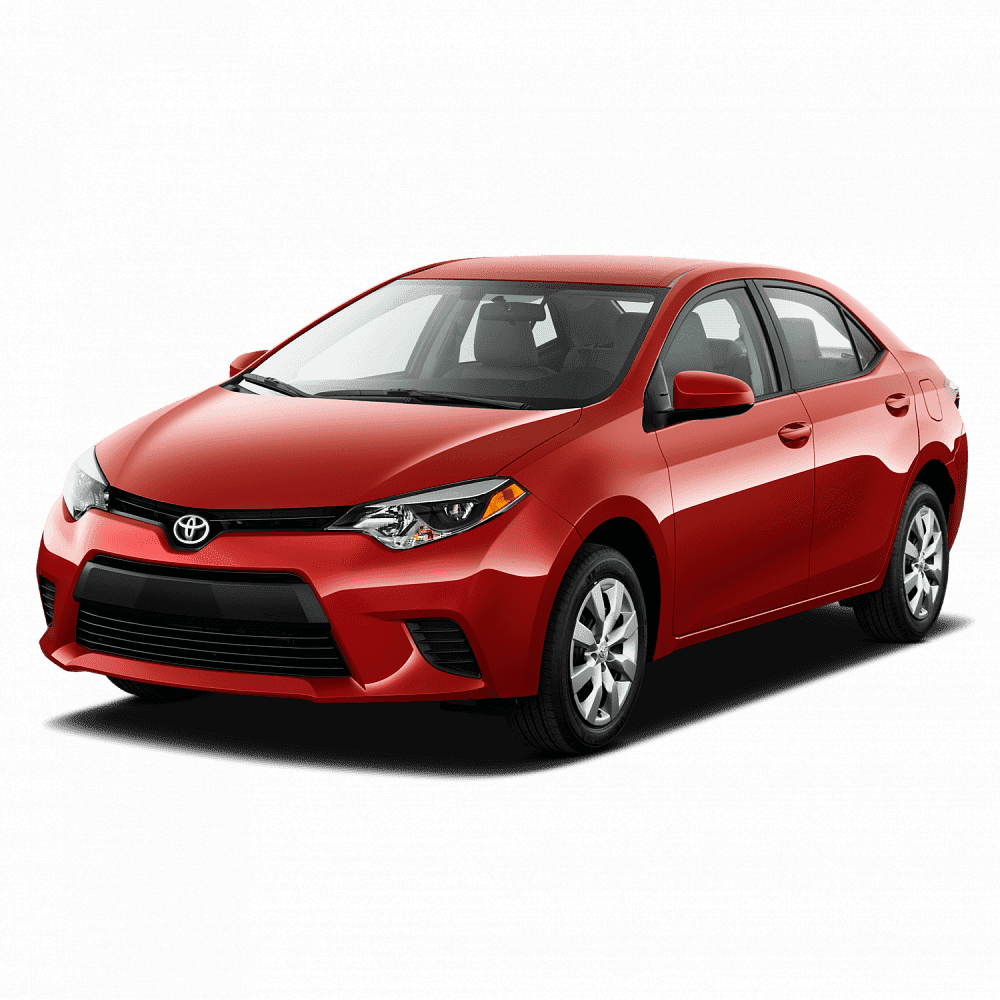 Выкуп горелых Toyota Corolla